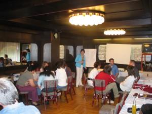D.A.D.A. oktatók tréningje 2006, Dobogókő 1.