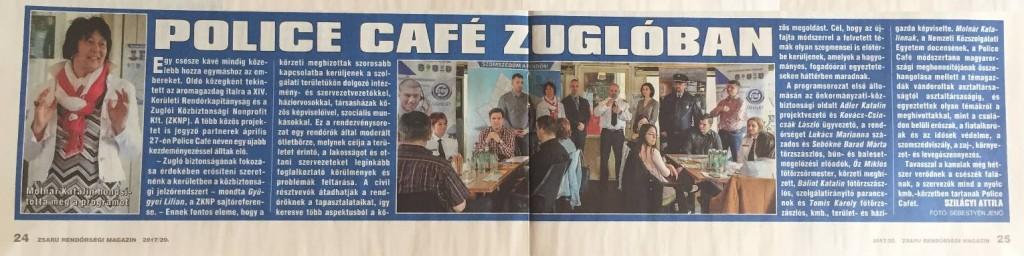 Zsaru Magazin 2017. május 17.