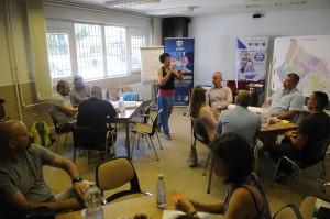 Police Café Zugló Szupervízió 2017. július 19.